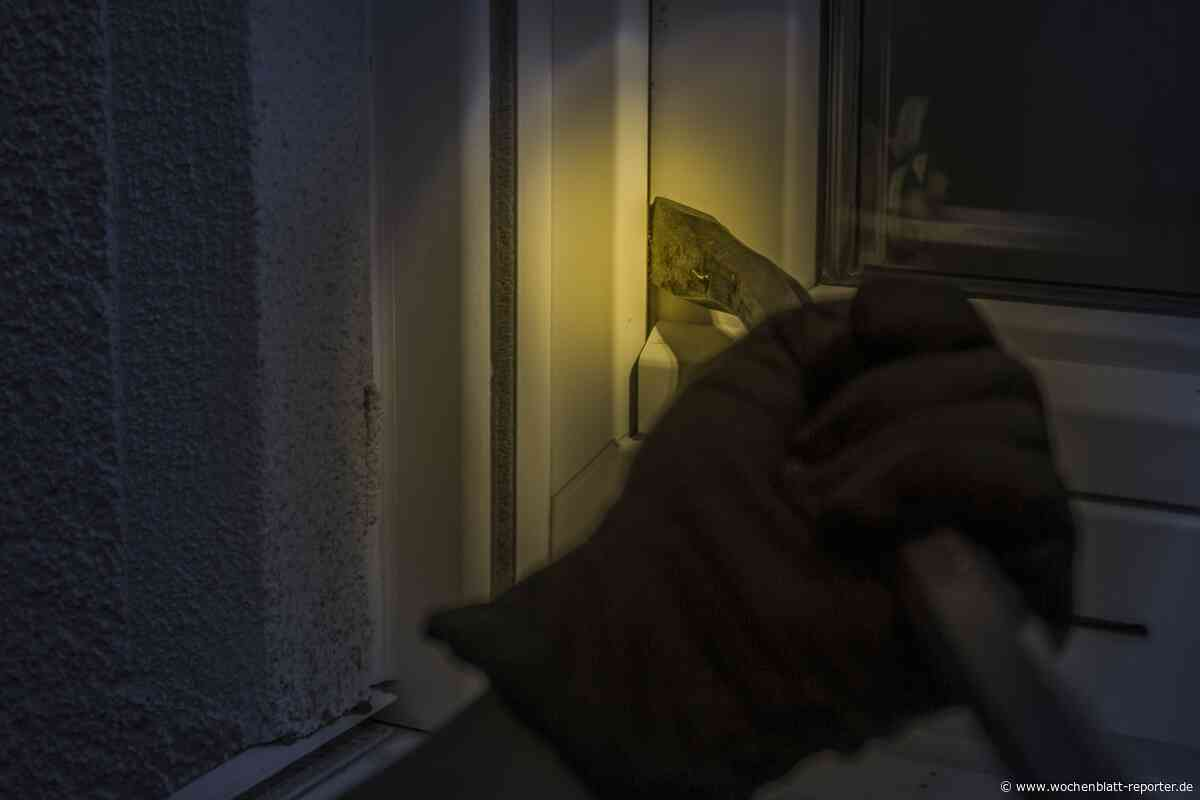 Einbruchsdiebstahl in Meckenheim: Durch das Fenster ins Haus eingestiegen - Meckenheim - Wochenblatt-Reporter