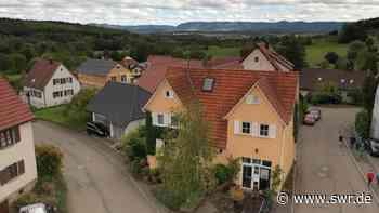 Uraltes Bauernhaus in Pliezhausen aufgehübscht | Tübingen | SWR Aktuell Baden-Württemberg | SWR Aktuell - SWR