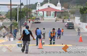 Minera Media Luna enchula la comunidad Real del Limón en Cocula - Quadratin Guerrero