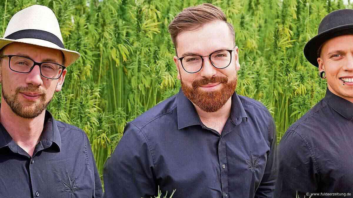 Mit Nutzhanf: Drei Jungunternehmer aus Bad Soden-Salmünster sind Marktführer - Fuldaer Zeitung