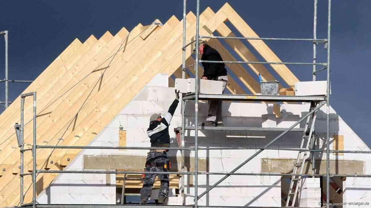Haus-Bau in Ense: So steht es um die Baugebiete - soester-anzeiger.de