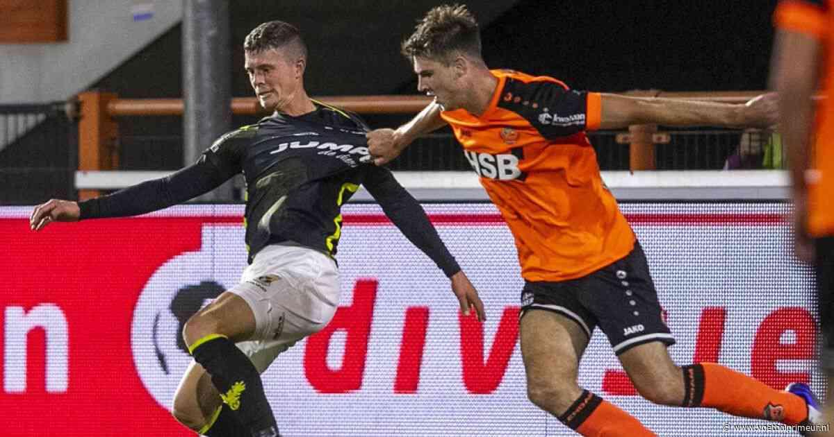 'Volendam-middenvelder bestraft en beboet vanwege illegaal feest'