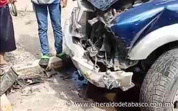 Embisten brutalmente a cobrador en Huimanguillo - El Heraldo de Tabasco