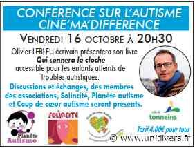 Ciné'Ma'Difference: Conférence sur « l'Autisme » vendredi 16 octobre 2020 - unidivers.fr