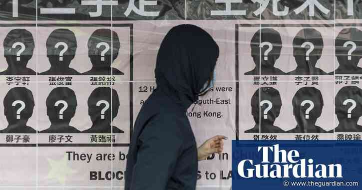 Academics warn of 'chilling effect' of Hong Kong security law