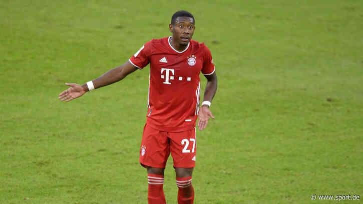 FC Bayern: Abgang von David Alaba angeblich perfekt - Einigung mit Juventus Turin? - sport.de
