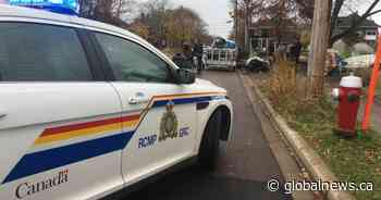 Man charged after firearms and threats incident in Oromocto, N.B. - Globalnews.ca