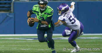 How Russell Wilson's Latest Clutch Drive Beat the Vikings