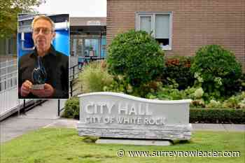 City of White Rock environmental staffer lauded – Surrey Now-Leader - Surrey Now-Leader
