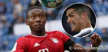Wird David Alaba Teamkollege von Ronaldo? - L'essentiel Deutsch