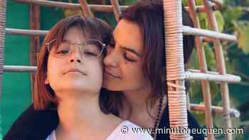 Repitiendo la historia: Muna, la hija mayor de Agustina Cherri, le cumplió el sueño más deseado - Minuto Neuquen