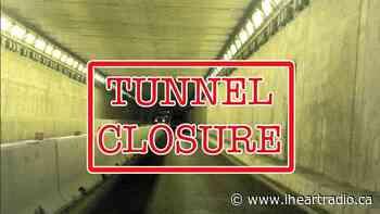 Thorold Tunnel to close for a few hours tomorrow night - Newstalk 610 CKTB (iHeartRadio)