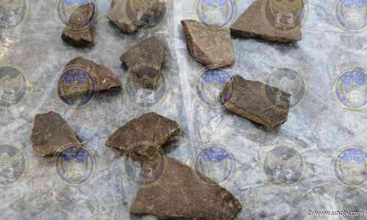 Buscaban restos humanos y hallan vestigios prehispánicos en Guanajuato - Uno TV Noticias