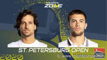 2020 St. Petersburg Open First Round – Feliciano Lopez vs Borna Coric Preview & Prediction - The Stats Zone
