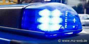 Unfall in Coswig: Zwei Schwerverletzte bei Abbiege-Unfall - Mitteldeutsche Zeitung