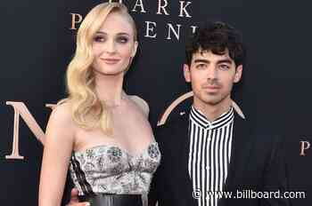 Watch Joe Jonas & Sophie Turner Nail This 'Keeping Up With the Kardashians' Scene - Billboard