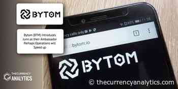 Bytom (BTM) Introduces Junn as their Ambassador Perhaps Operations will Speed up - The Cryptocurrency Analytics