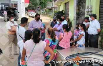 Se compromete alcalde de Ometepec a construir puente vehicular - Quadratin Guerrero