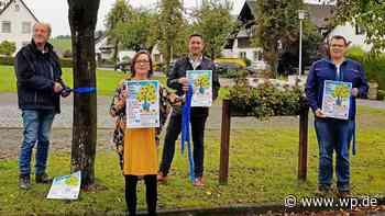 Drolshagen: Blaues Band an Obstbäumen zum Selberpflücken - WP News