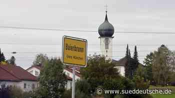 Corona in Baierbrunn: Hochzeit als Spreader-Event - Süddeutsche Zeitung