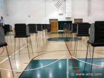 Voting in person? Here's what's different
