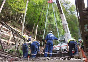 Protezione Civile di Cerro Maggiore in campo per rompere l'isolamento di Curiglia - LegnanoNews