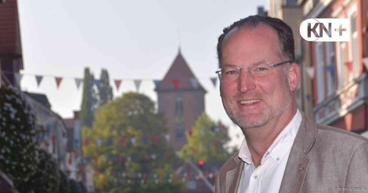 Bürgermeisterwahl Preetz - Was sind Ihre Erfolge für Preetz, Björn Demmin? - Kieler Nachrichten