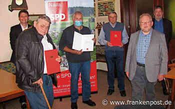 Die SPD Naila blickt zurück und nach vorn - Frankenpost