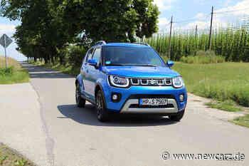 Suzuki Ignis Facelift - Ein Hauch Offroad - NewCarz.de - NewCarz