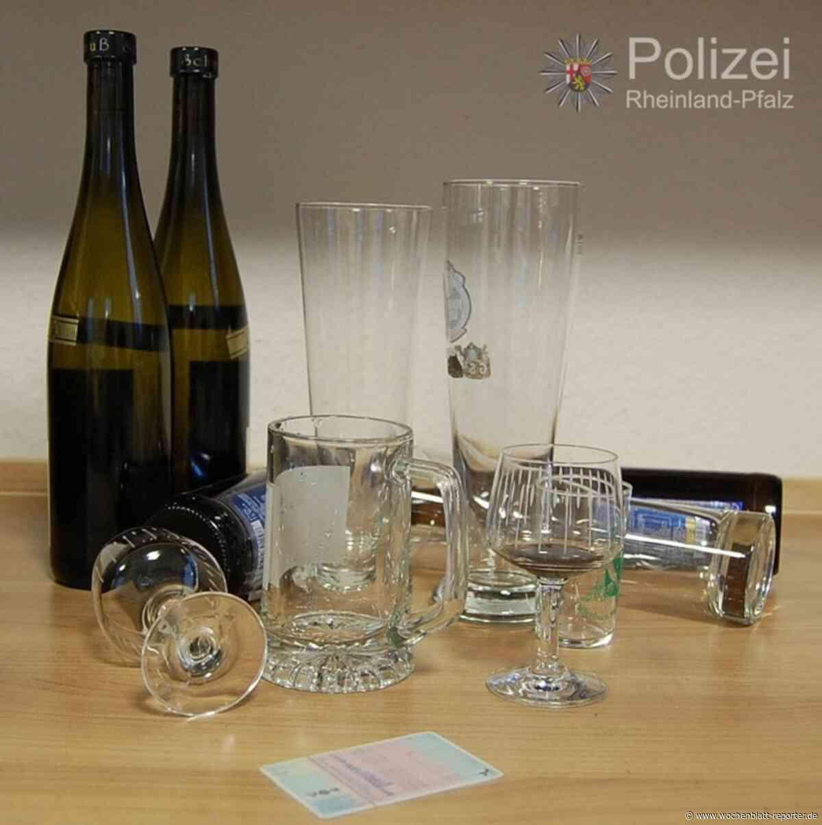 Verkehrskontrolle in Deidesheim: Mit Cocktail aus BtM und Alkohol unterwegs - Deidesheim - Wochenblatt-Reporter
