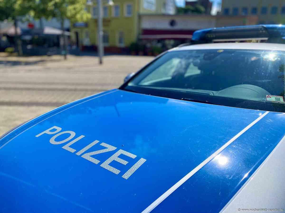 Verkehrsunfall zwischen Deidesheim und Königsbach: Die Brille war schuld - Deidesheim - Wochenblatt-Reporter