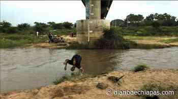 ¡Se aventó del puente Sayula! - Diario de Chiapas