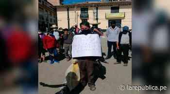 Cajamarca: ronderos de Chota capturan a padre que violó a su hija - LaRepública.pe