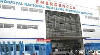 Médico de Chota fallece a causa de COVID-19 en la ciudad de Lima - LaRepública.pe