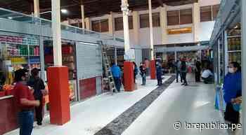 Mercado Central de Chota reabre sus puertas completamente remodelado - LaRepública.pe