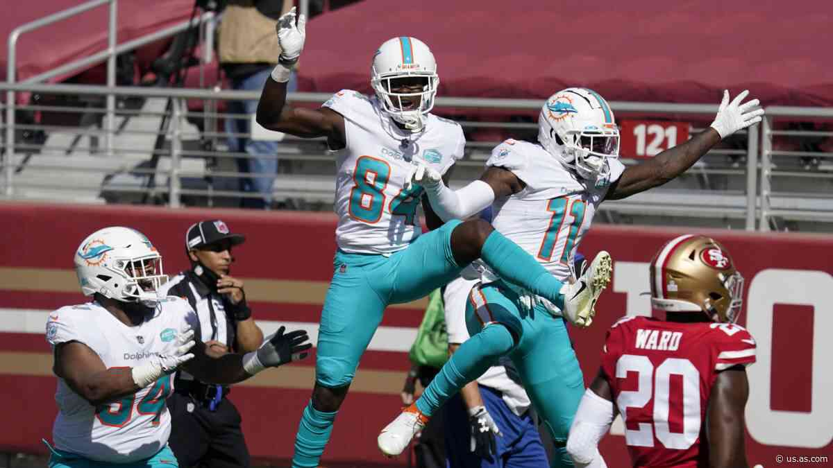 Miami Dolphins dan la sorpresa ante San Francisco 49ers - AS USA