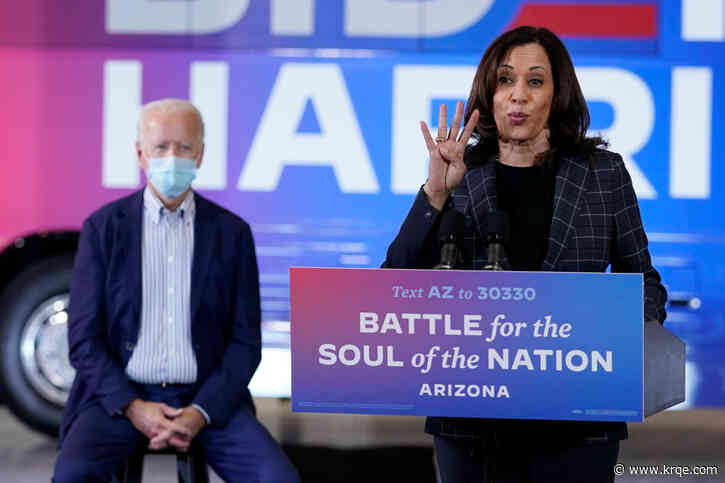 Trump intensifies focus on Harris in final weeks of campaign