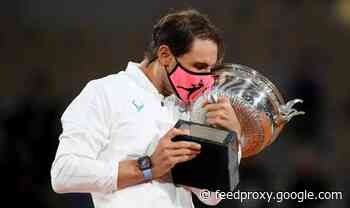 Flawless Rafael Nadal wins 13th French Open to equal Roger Federer on 20 Grand Slam titles