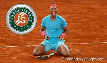 Rafael Nadal hails French Open 'love story' with Roger Federer claim after 20th Grand Slam