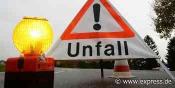 Unfall Höhe Swisttal-Miel: A61 Richtung Venlo gesperrt - EXPRESS