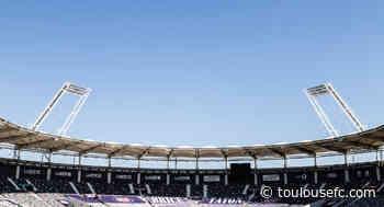 La billetterie du TFC pour l'instant fermée - Toulouse Football Club