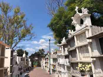 Abrirán panteones en Yuriria este Día de Muertos con medidas de prevención. - Región Sur Gto