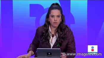 Noticias con Yuriria Sierra | Programa completo 06/10/2020 Imagen Televisión - Imagen Televisión