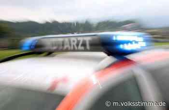 Polizei Tödlicher Unfall auf der A38 bei Eisleben - Volksstimme