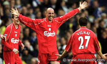 Quiz: Name the missing Liverpool scorers at Goodison Park