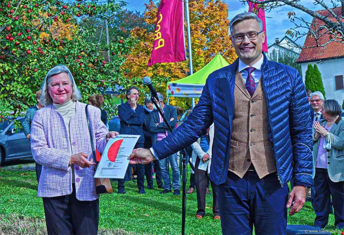 Landkreis Sigmaringen: Sigmaringen erhält ein Acht-Betten-Hospiz - SÜDKURIER Online