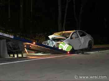 Driver takes troopers on 100 mph wrong-way chase on I-95 in Nash County