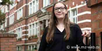 Dory Hoika ist neue Schülersprecherin an der Burgschule Aschersleben: Zehntklässlerin mit Organisationstalent - Mitteldeutsche Zeitung