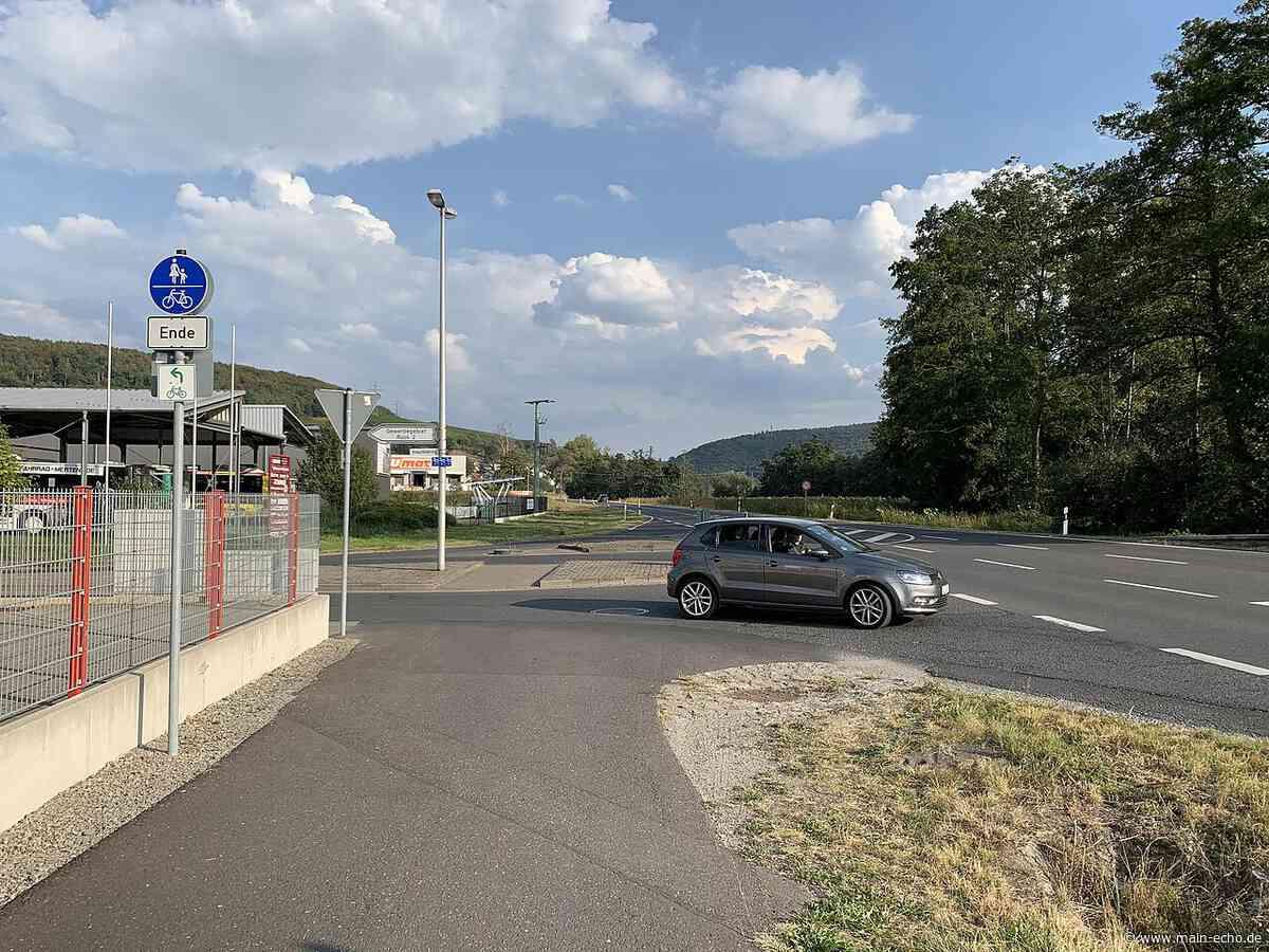 Mit dem Rad von Elsenfeld nach Hobbach: Reizvolle Landschaft, gefährliche Kreuzungen - Main-Echo