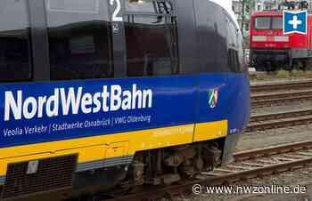 Nordwestbahn Oldenburg Wilhelmshaven Esens: Ersatzverkehr wegen Bauarbeiten - Nordwest-Zeitung